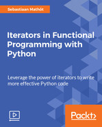 Cover of Iterators in Functional Programming with Python