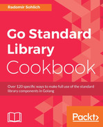 Cover of Go Standard Library Cookbook