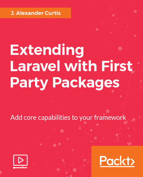Extending Laravel with First Party Packages