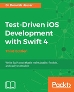 Cover of Test-Driven iOS Development with Swift 4 - Third Edition