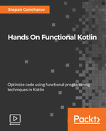 Cover of Hands On Functional Kotlin