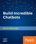 Cover of Build Incredible Chatbots