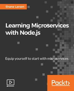 Building Microservices with Node.js