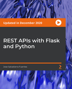REST APIs with Flask and Python