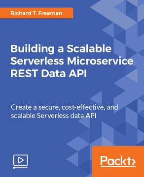 Building a Scalable Serverless Microservice REST Data API