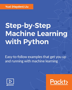 Step-by-Step Machine Learning with Python