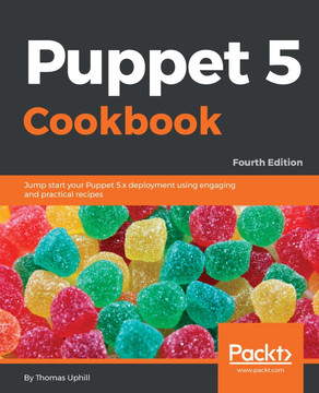 Puppet 5 Cookbook - Fourth Edition