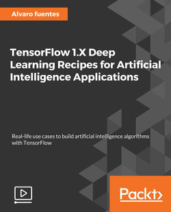 TensorFlow 1.x Deep Learning Recipes for Artificial Intelligence Applications