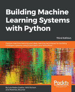 Cover of Building Machine Learning Systems with Python - Third Edition