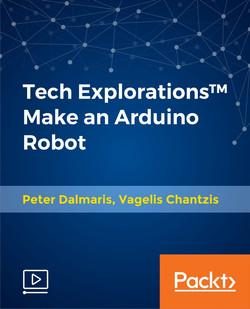 Tech Explorations™ Make an Arduino Robot