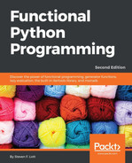 Cover of Functional Python Programming - Second Edition