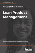 Cover of Lean Product Management