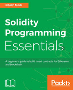 Cover of Solidity Programming Essentials