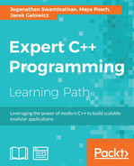 Cover of Expert C++ Programming
