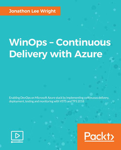 WinOps – Continuous Delivery with Azure