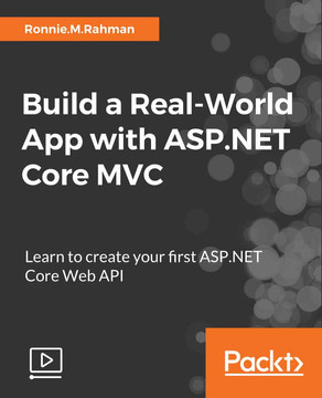 Build a Real-World App with ASP.NET Core MVC
