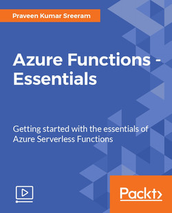 Azure Functions - Essentials