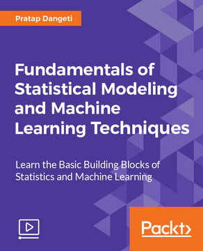 Fundamentals of Statistical Modeling and Machine Learning Techniques