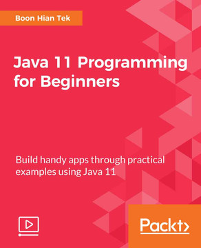 Java 11 Programming for Beginners