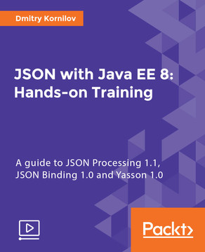 JSON with Java EE 8: Hands-on Training