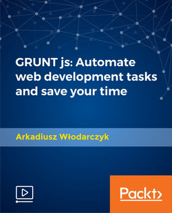 GRUNT js: Automate web development tasks and save your time