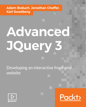 Advanced JQuery 3
