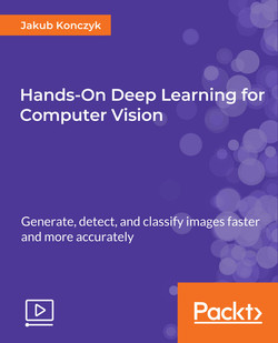 Hands-On Deep Learning for Computer Vision