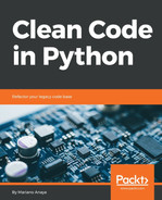 Cover of Clean Code in Python