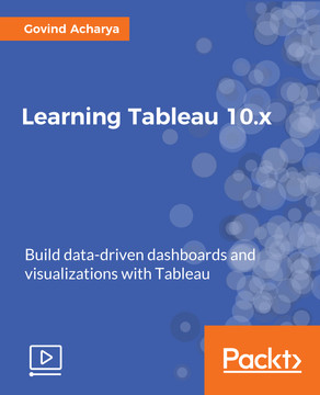 Learning Tableau 10.x