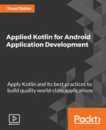 Cover of Applied Kotlin for Android Application Development