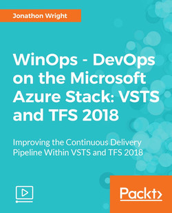WinOps - DevOps on the Microsoft Azure Stack: VSTS and TFS 2018
