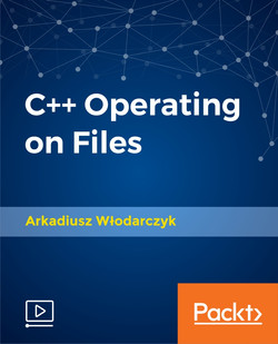 C++ Operating on Files