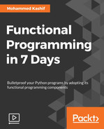 Cover of Functional Programming in 7 Days