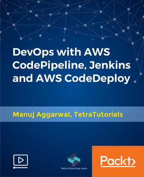 DevOps with AWS CodePipeline, Jenkins and AWS CodeDeploy