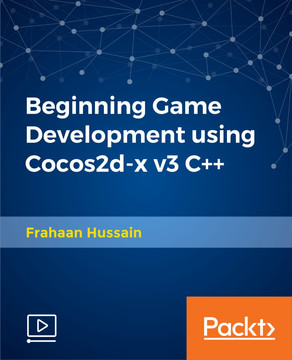 Beginning Game Development using Cocos2d-x v3 C++