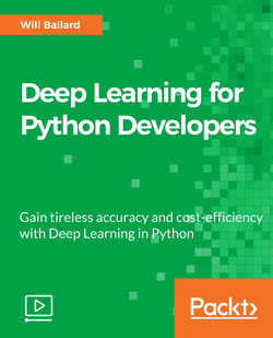 Deep Learning for Python Developers