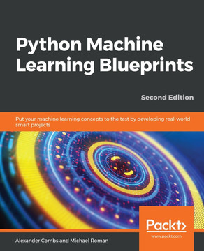 Python Machine Learning Blueprints - Second Edition [Book]
