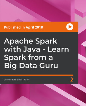 Apache Spark with Java - Learn Spark from a Big Data Guru