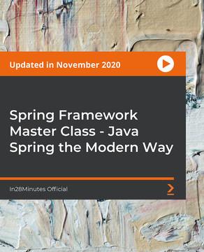 Spring Framework Master Class - Beginner to Expert