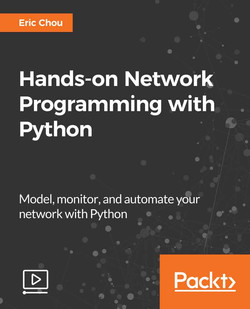 Hands-on Network Programming with Python