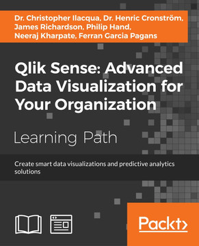 Qlik sense advanced data visualization for your organization book qlik sense advanced data visualization for your organization fandeluxe Gallery