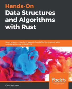 Hands-On Data Structures and Algorithms with Rust