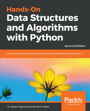 Hands-On Data Structures and Algorithms with Python [Book]