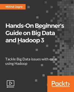 Hands-On Beginner's Guide on Big Data and Hadoop 3