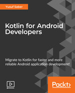 Cover of Kotlin for Android Developers