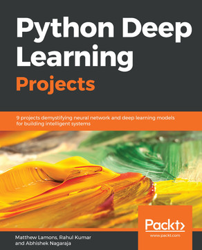 Python Deep Learning Projects [Book]