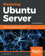 Cover of Mastering Ubuntu Server - Second Edition