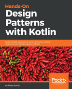 Cover of Hands-On Design Patterns with Kotlin