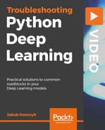 Troubleshooting Python Deep Learning
