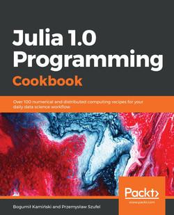 Julia 1.0 Programming Cookbook